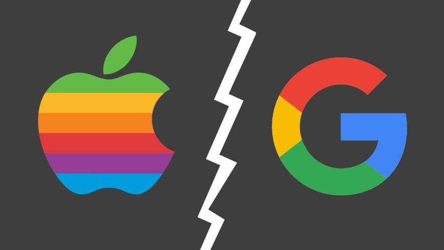 Apple、googleまで動いた!?