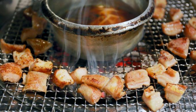 ハイローオーストラリアのキャッシュバックで焼肉を食べよう