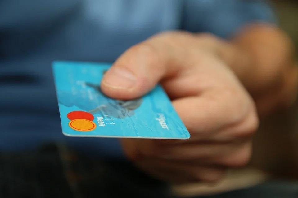 おすすめの入金方法はクレジットカード