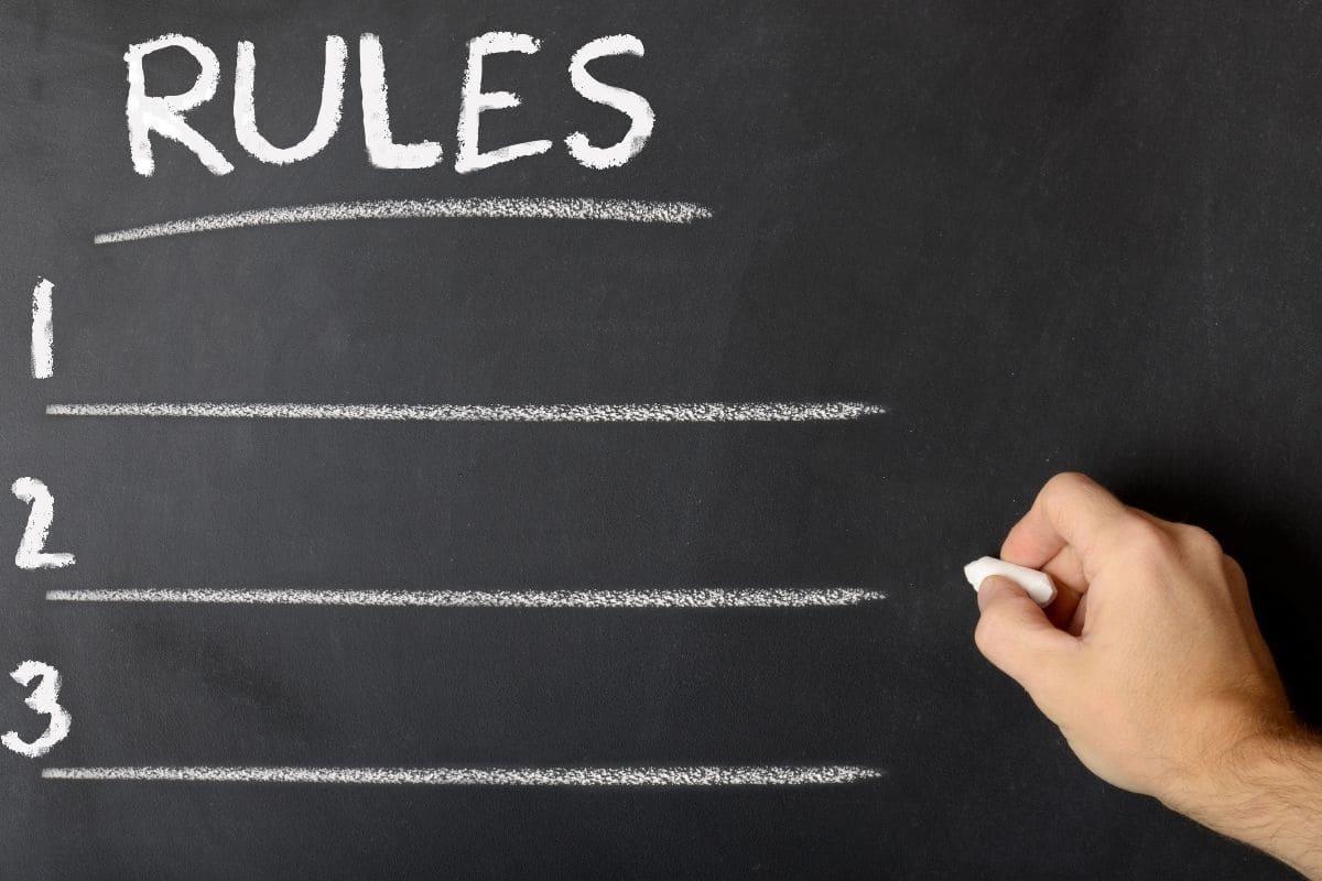 バイナリーオプションの基本ルール