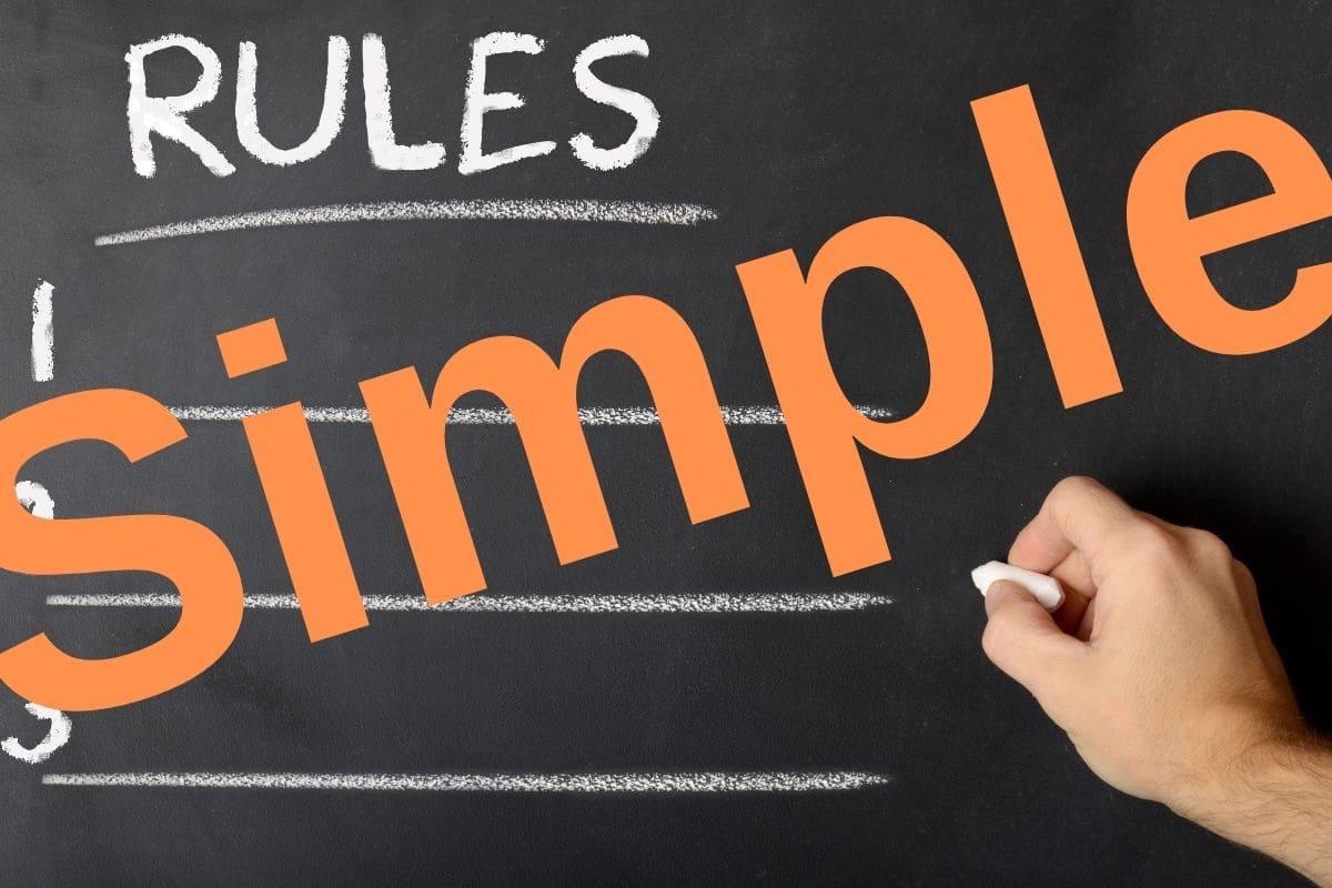 【結論】バイナリーオプションのルールは簡単なほうがいい