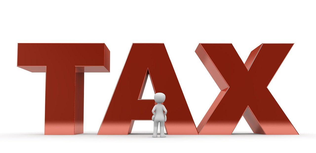 tax 税金