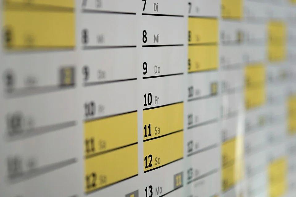 ハイローオーストラリアの年末年始スケジュール(予想)